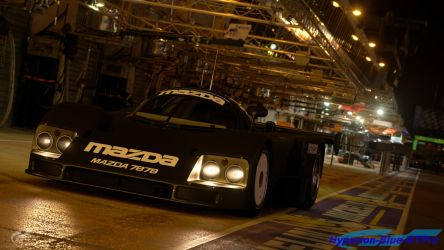 The Black 787B by Hyperion-Blue-GTPro
