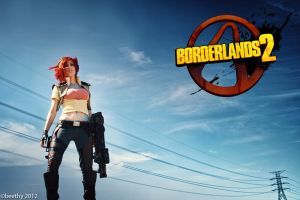Borderlands 2 - Lilith - 07 - by beethy