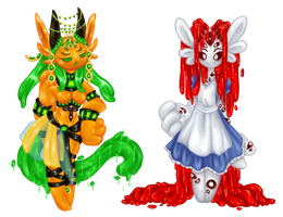 Occugoop Adopts :CLOSED: by StarlightSuper-nova