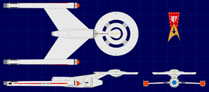 Crossfield Class (My Version) by apaskins1991