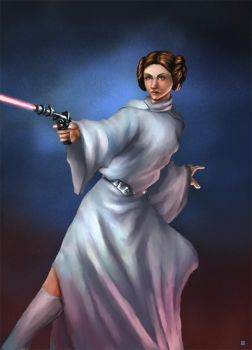 Leia by cric