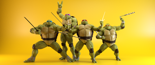 tmnt 1 by 0615110
