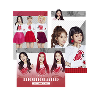 [MOMOLAND] Great! - PNG PACK by TsukinoFleur