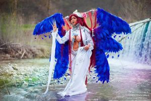 Lilith Sahl - Trinity Blood by dani-foca
