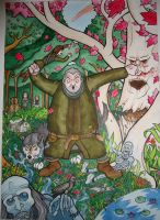 Hodor is Coming I - Restoring Faith in Winterfell by Gumshorts