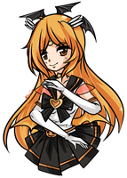 Sailor Pumpkin by LaPucelleChan