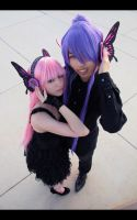 Vocaloids: Gackpoid and Luka by gacktstream