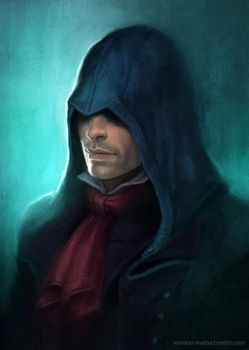 Arno Portrait by CavalierediSpade