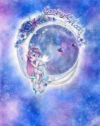 IF: Moon by Chibi-Rina