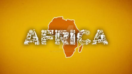 Africa by Anton101