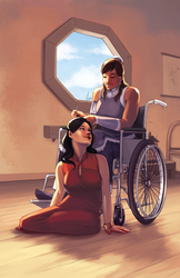 Korrasami - Just the Two of Us V2 by yinza