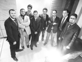 Work Team :) by Amr-Maged