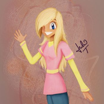 Jocelyn - Character from GamerPrincess42 by Julie-Tr