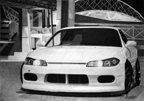 Silvia S15 by VictoR38