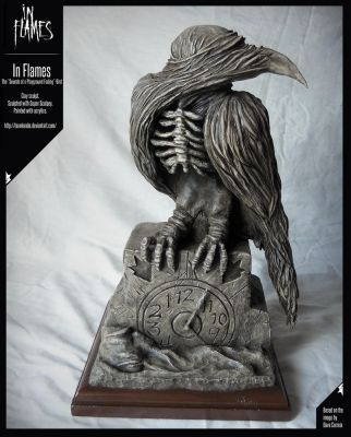 In Flames - Bird Sculpture (SoaPF) by TheLandoBros