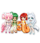 Seasonal Nymphs by Seasonal-Nymph