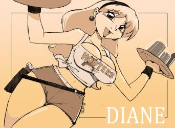 Lnchsketch:MDetector5 's Diane by ShoNuff44