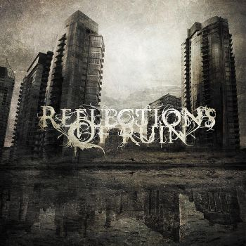 Reflections Of Ruin - CD Cover by Amok-Studio