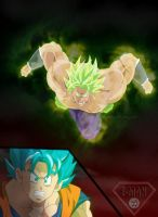 Broly by ultimateEman
