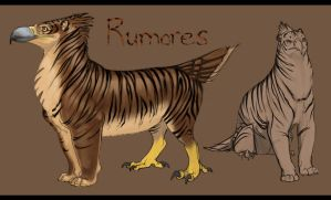 Rumores by Teggy