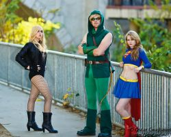 Heroes 2 by OscarC-Photography
