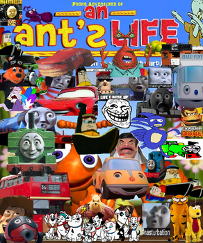 (Parody)Poohs Adventures of An Ant's Life by islandofsodorfilms