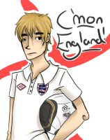 C'mon England : APH by fruits-basket-head