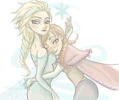 Don't piss off the snow queen by ASAMESHII