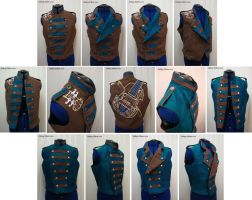Violin Vest - Prototype by sidneyeileen