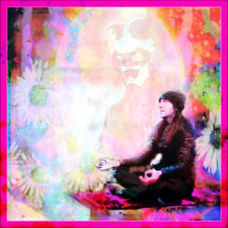 Tripping Hippy Husk in a Haze Experience of Joy by MushroomBrain