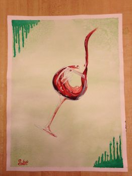 A Little Bit of Sherrie... I Mean Wine by Mad--Hatter