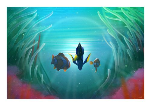 Finding Dory by AndyFairhurst