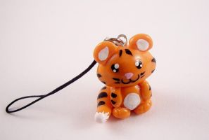Tiger  Charm by SophieXSmith