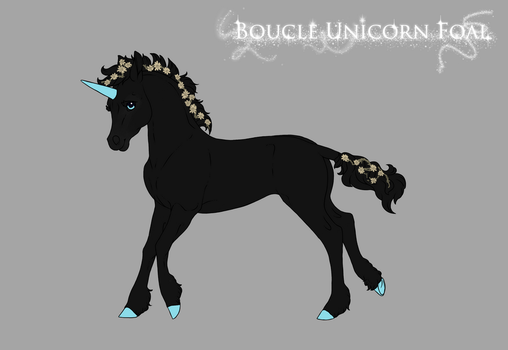 L183 Foal Design by FallenChocoCookie