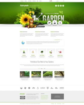 Fairytale WP Theme by ait-themes