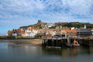 Whitby Harbour by Daniel-Wales-Images