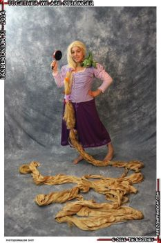 Rapunzel Costume by Nomati