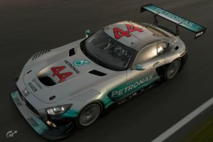 Gran Turismo Photo: Hamilton Mercedes W08 tribute by Paxo666