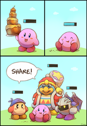 Share the Goods by Louivi