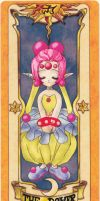 Clow Card -The Power- Colored by RenjiAbaraiGR
