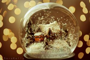 I'll Be Home For Christmas by sawak