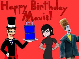 Happy Birthday Mavis! by renthegodofhumor