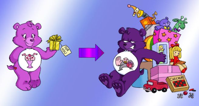 Care Bears, the Teen Years_8 by DrChrissy