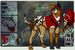 TLO: Keavy Application 2.0 by Caninelicious