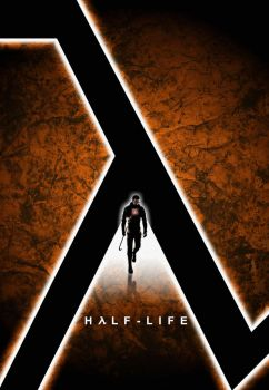 Half-Life Poster 2 by Huntersky
