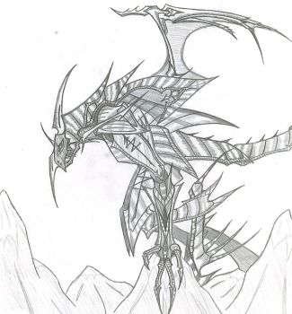 Bloodlines Dragon of Life by Kyokun1790