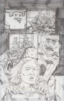 Tranquility Page 28 Pencils by KurtBelcher1