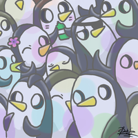 Reign of Gunthers:Party Time by JellyMonstah