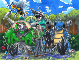 Chesnaught Team Commission