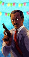 Roger Murtaugh by DrMistyTang